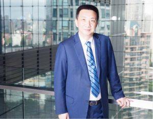 Mr.Lin Qiang President of shanghai diamond exchange & Vice-Chairman World Federation of Diamond Bourses