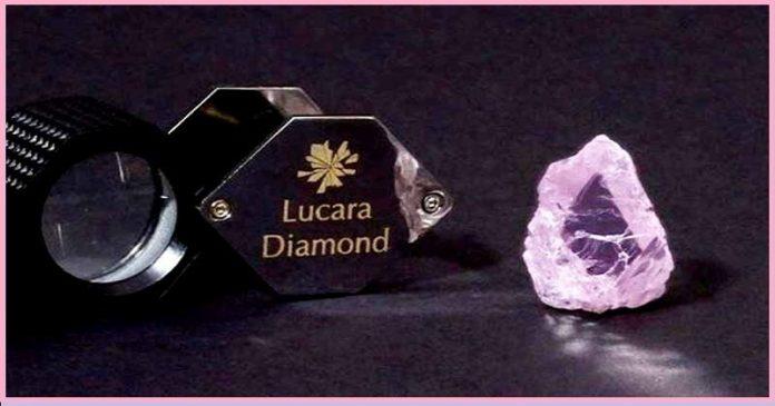 LUKARA PINK DIAMOND